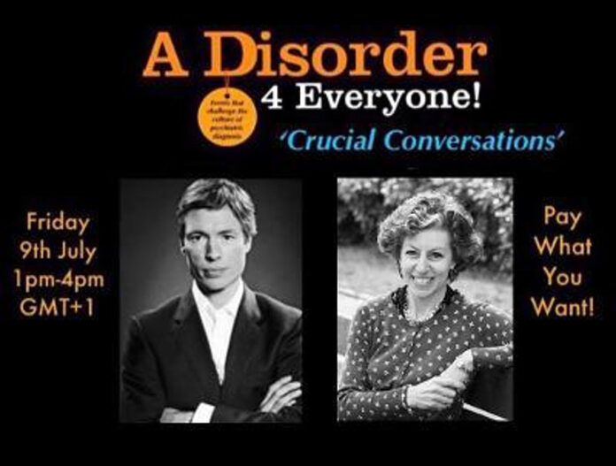 A Disorder for Everyone! - Crucial Conversations