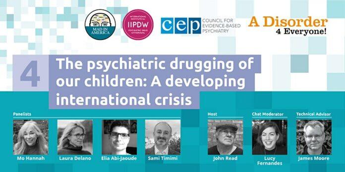 Psykiatriens behandling av barn: En krise i utvikling